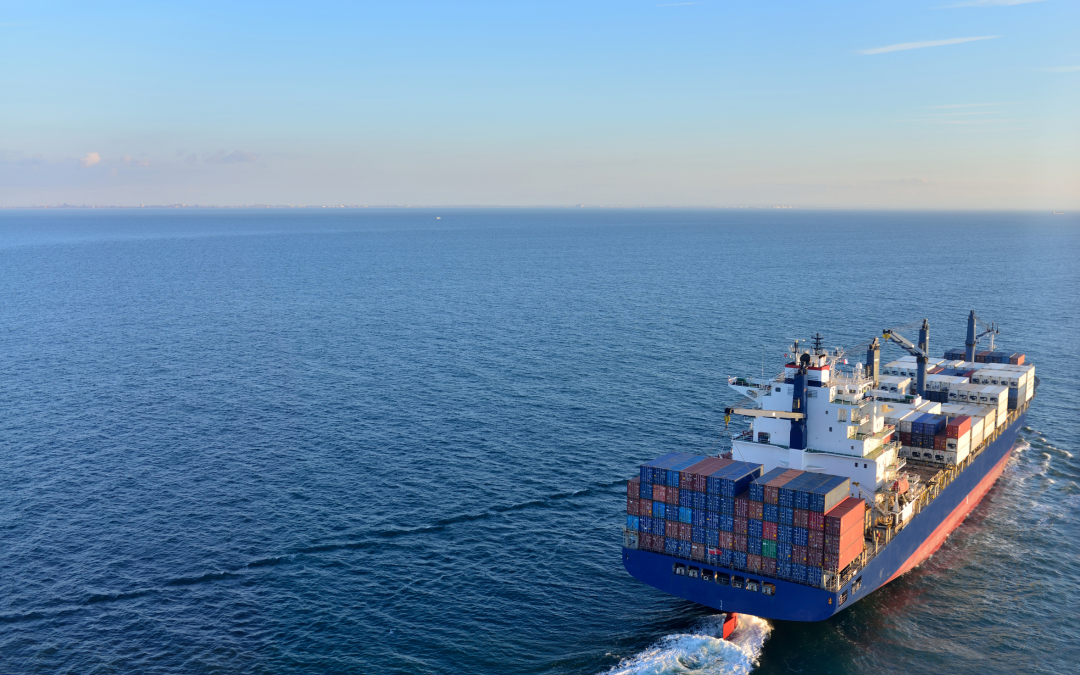 Boost of global freight rates