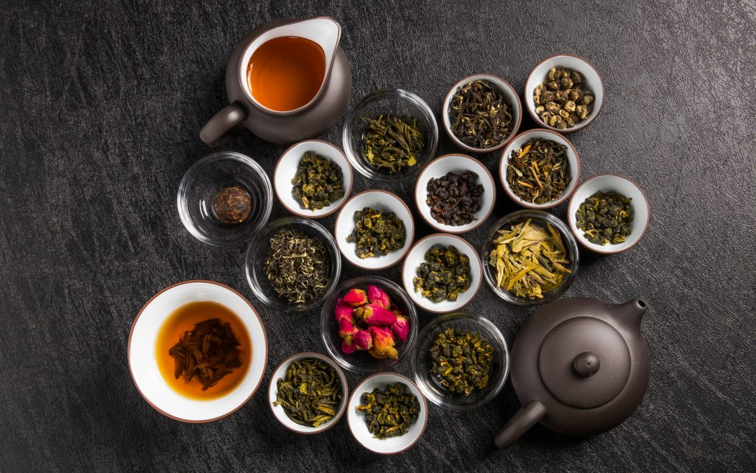 The Seven Bowls of Tea