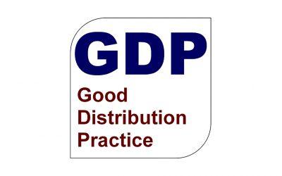 GDP – Good Distribution Practice