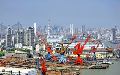 China's economic growth at lowest level since 3 decades
