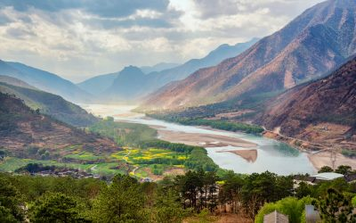 China: Environmental policies to protect the Yangtze River